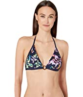 Vilebrequin - Flechett Watercolor Turtles Bikini Top