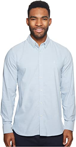 Volcom Oxford Stretch Long Sleeve