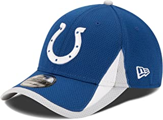 Indianapolis Colts Outerstuff NFL Youth Boys Chainstitch Heather Twill Slouch Hat-Speed Blue-1 Size