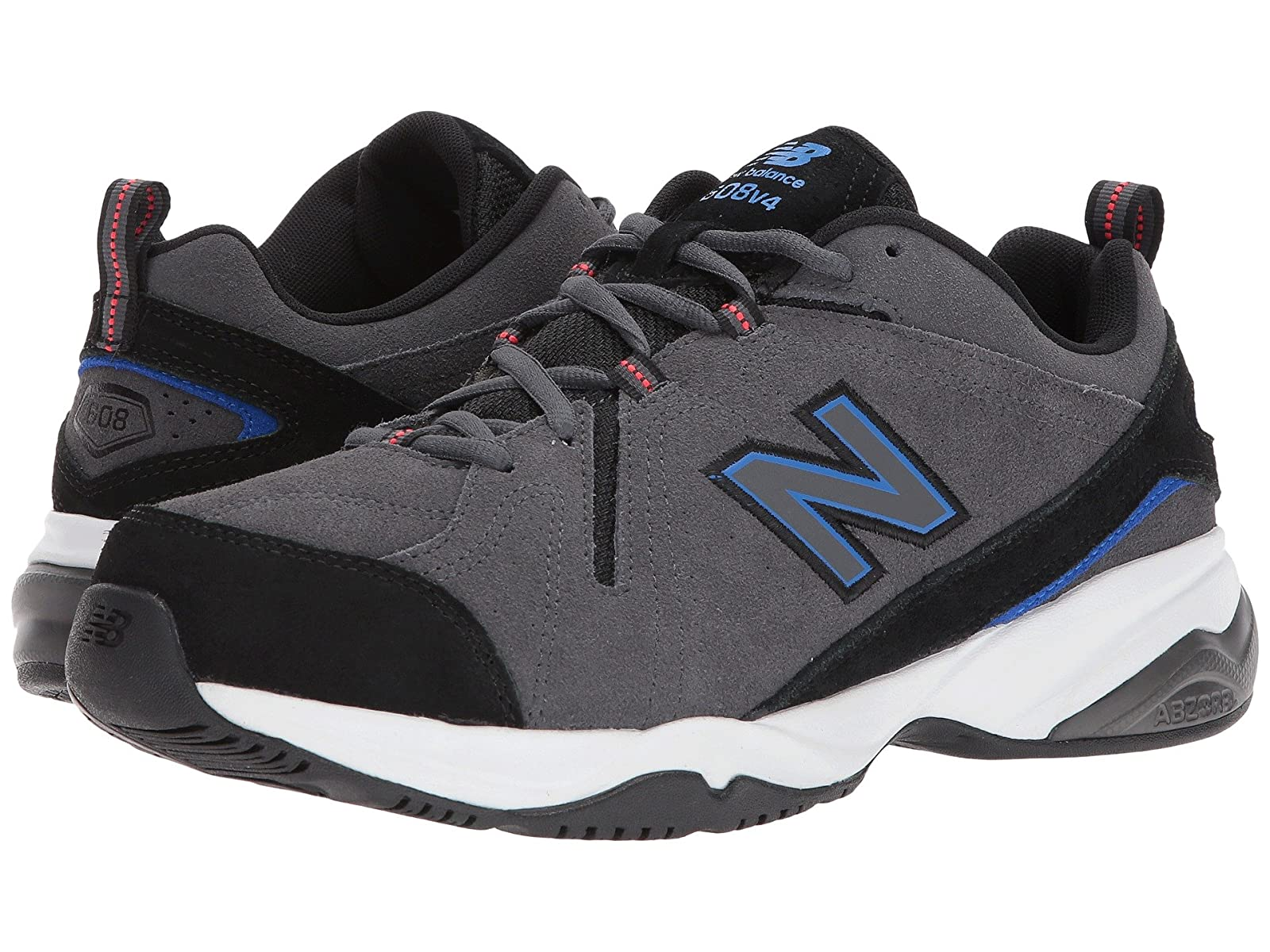 New Balance MX608v4Atmospheric grades have affordable shoes