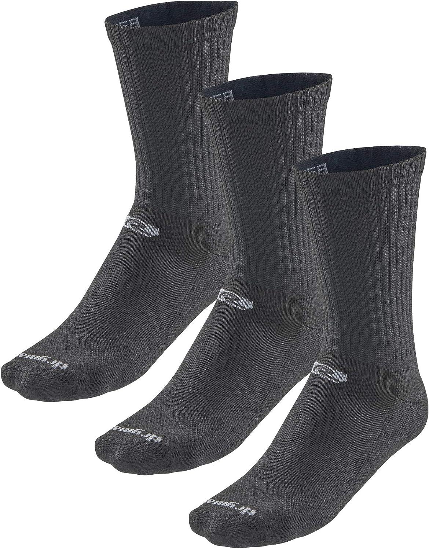 Drymax R-Gear Crew Socks for Men and Women (3 Pack) | Super Brea