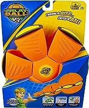 Goliath Games Phlat Ball V3 Solid Neon Orange/ Yellow Bumper