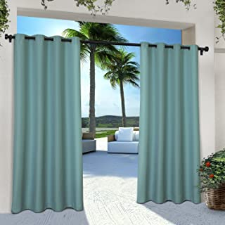 Best yellow outdoor curtains Reviews