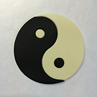 Yin and Yang Cookie Cutter Set (4 inches)