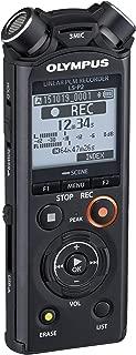 OLYMPUS リニアPCMレコーダー 8GB ハイレゾ対応 LS-P2 ブラック LS-P2 BLK