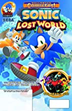 SONIC LOST WORLD HALLOWEEN COMIC FEST 2013 (SONIC THE HEDGEHOG)