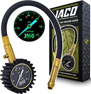 JACO ElitePro Tire Pressure Gauge – 60 PSI