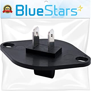 134587700 Dryer Control Thermistor Replacement Part by Blue Stars - Exact Fit for Frigidaire & Kenmore Dryers - Replaces AP4364920 PS2341298 8572982