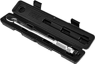 AmazonBasics 3/8-Inch Drive Click Torque Wrench – 15-80 ft.-lb, 20.4-108.5 Nm