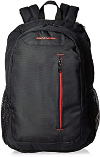Skechers Unisex Casual Backpack, Black - S415-06