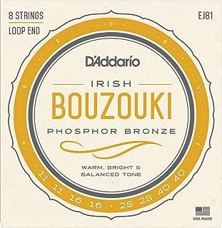 irish bouzouki string gauges