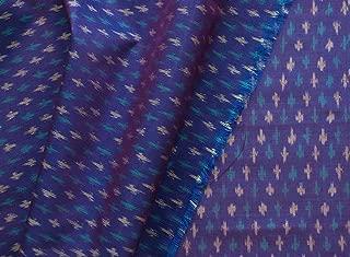 Best ikat purple fabric Reviews