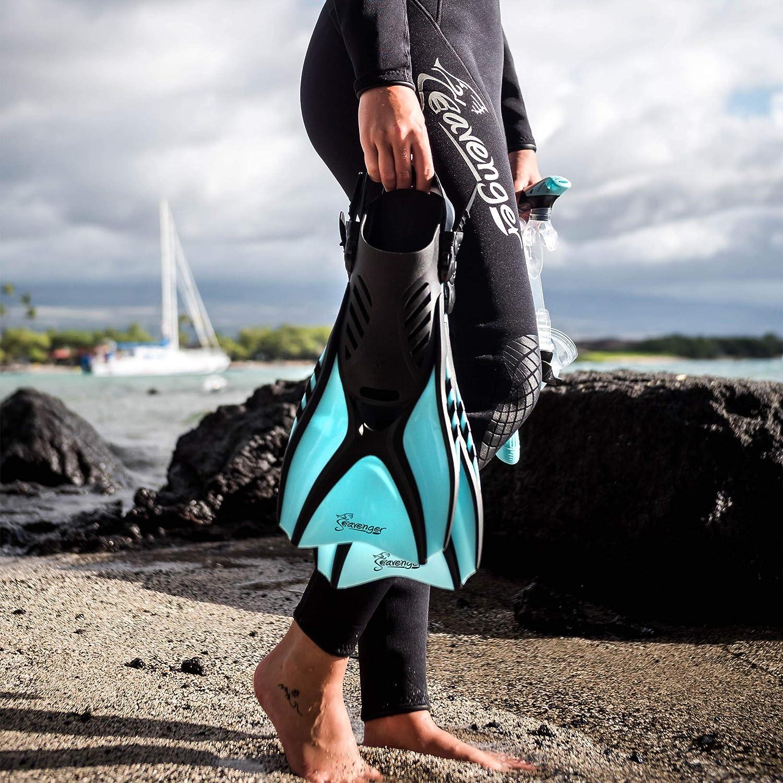Seavenger Voyager Snorkeling Fins//Flippers