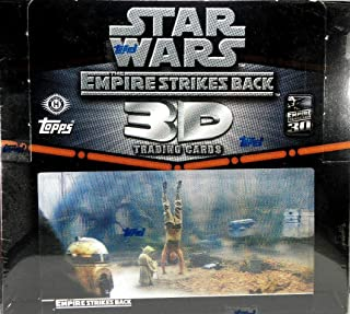 empire strikes back 3d cards