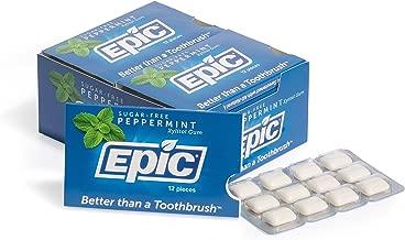 epic chewing gum