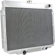 ALLOYWORKS 3 Row Aluminum Radiator for Ford Mustang 390 428 429 V8, AT/MT