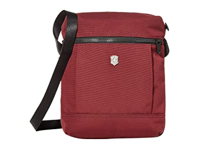 Victorinox Crossbody Bag (Beetroot) Handbags