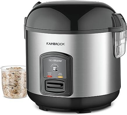Kambrook KRC405BSS Rice Master 5 Cup Rice Cooker
