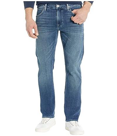 Hudson Jeans Byron Five-Pocket Straight Zip Fly in Neptune (Neptune) Men