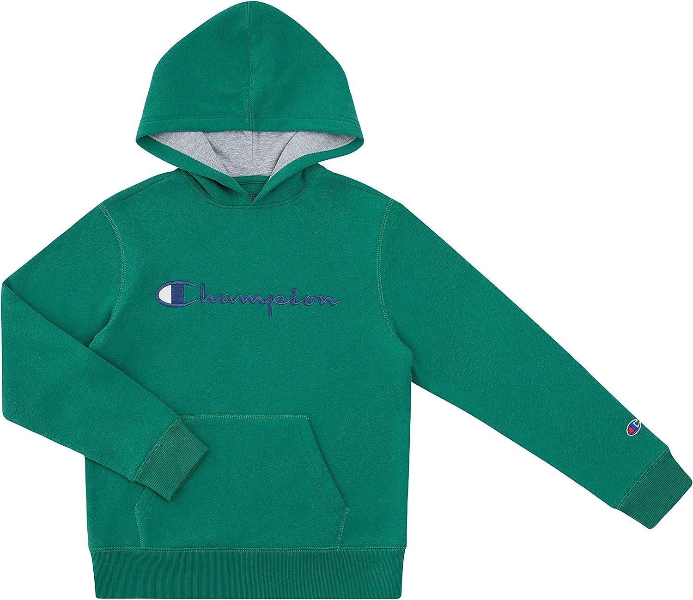 Champion Kids Clothes Sweatshirts Youth Heritage Fleece Pull On
