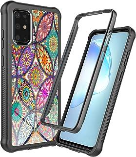 Samsung Galaxy A71 Case (NOT for A71 5G Version), Rosebono Hybrid IMD Design Graphic Anti-Scratch Fashion Cute Skin Cover ...