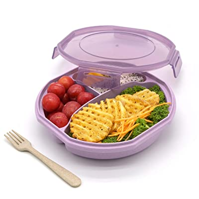 Bento Box for Adults Lunch Containers for Kids ...