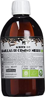 Erbavoglio Aceite de Semillas de Comino Bio - 500 gr