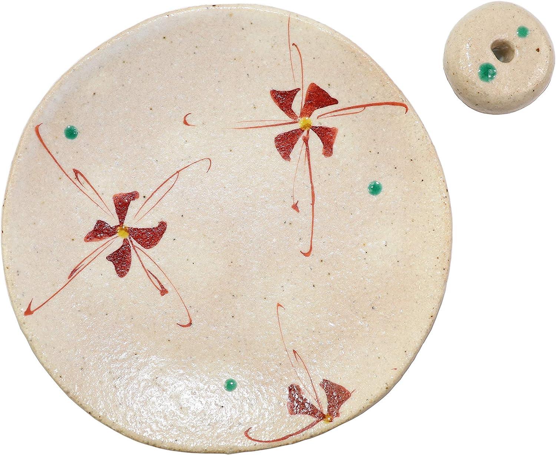 NipponKodo Japanese Kutani Ware(Kutani-Yaki) Pottery Ceramics In
