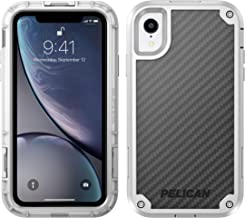 Pelican Shield iPhone XR Case with Kevlar Brand fibers (White)