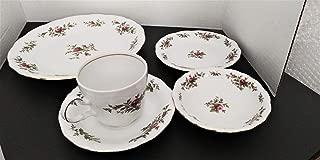 Traditions Fine Porcelelain China 5 Piece Place Set