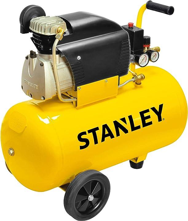 Compressore lubrificato 2hp 230 v stanley fcdv404stn006 d 211/8/50 D210-8-50