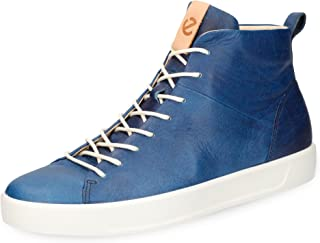 ECCO Men's Soft 8 High Top Fashion Sneaker