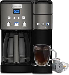 Cuisinart Coffee Center Maker, SS-15BKS, Black