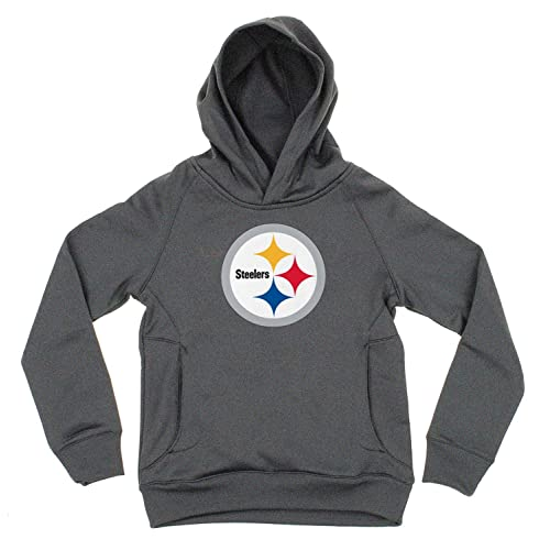 NFL Youth Performance Primary Logo Pullover Sweatshirt Hoodie 91fc70bae