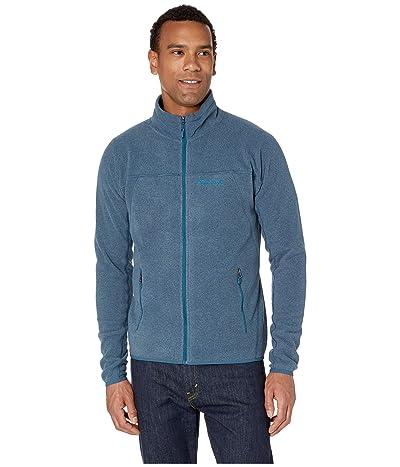 Marmot Pisgah Fleece Jacket (Denim) Men