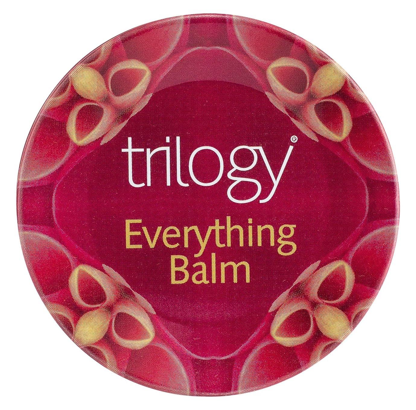 設計図再開ソフトウェアトリロジー(trilogy) エブリシング バーム 〈全身用バーム〉 (45mL)