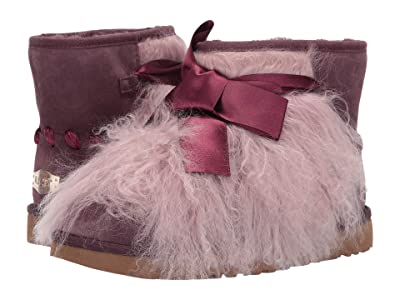UGG Classic Mini Mongolian (Port) Women