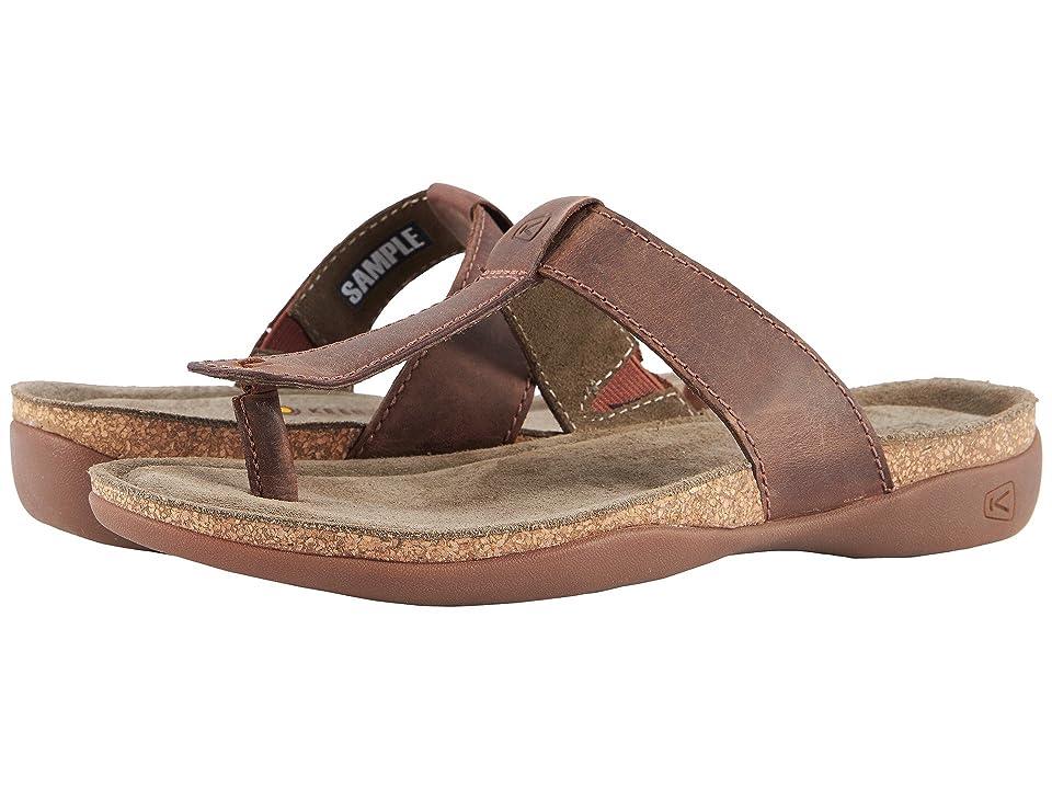 59f703881e7d Keen Ana Cortez Flip (Tortoise Shell) Women s Shoes