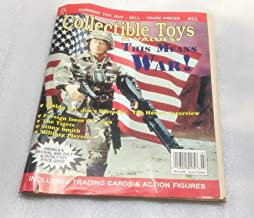 Collectible Toys & Values Price Guide - Trading Cards & Action Figures - Volume I, Number 21 - August 1993 - This Means War! -