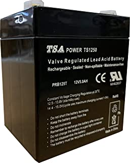 2 amp hour battery