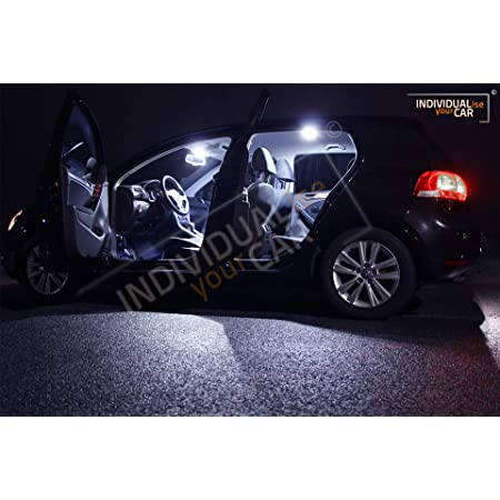 Innenraumbeleuchtung Set Für Scirocco 3 Kombicoupé Cool White Auto
