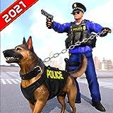 Police Dog Crime Chase Duty: City Survival Subway Simulator