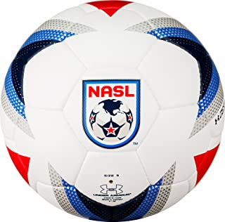 Under Armour NASL Official Match Soccer Ball, FIFA Quality Pro Approved, Size 5