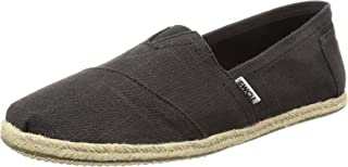 TOMS Men's Alpargata Espadrille Wedge Sandal