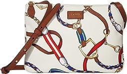 Vanilla Signature Belting Print