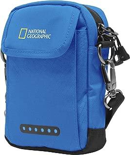 National Geographic Messenger Bag, Blue