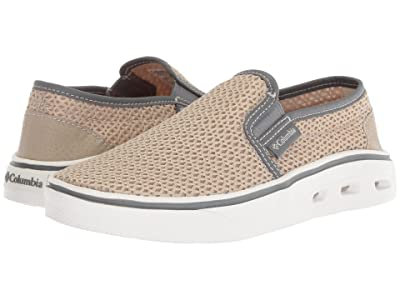 Columbia Spinner Vent Moc (Ancient Fossil/Sea Salt) Women