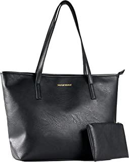 کیف های چرمی چرمی مونتانا بزرگ برای خانم ها کیف های شانه ای مخفی مخفی با کیف تفنگ