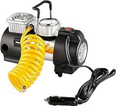 2147 RAD Sportz 12 Volt Electric Co-Pilot Air Compressor w/ Gauge for Bike or Auto