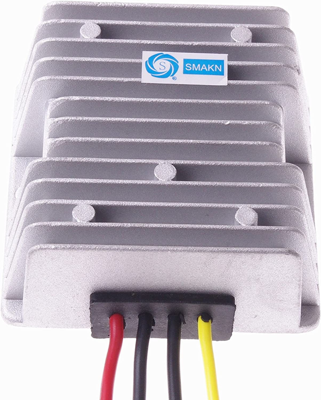 SMAKN DC-DC Power Converter 12V to 48V 2.1A Boost Dc Power Module